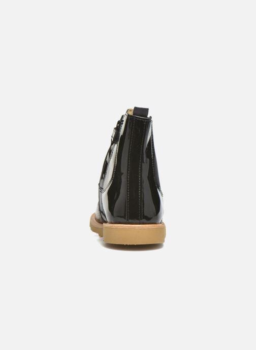 Bottines et boots Young Soles Francis Noir vue droite