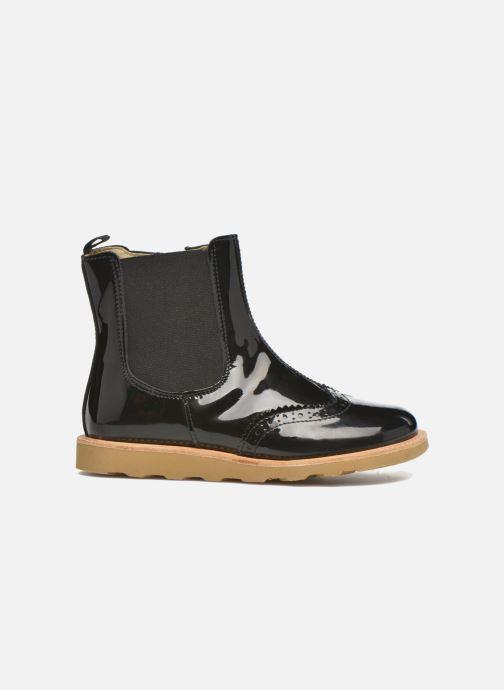 Bottines et boots Young Soles Francis Noir vue derrière