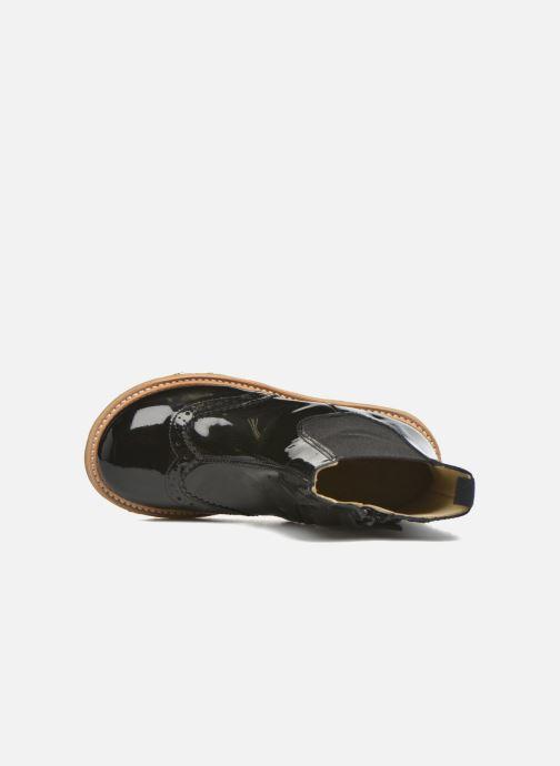 Bottines et boots Young Soles Francis Noir vue gauche