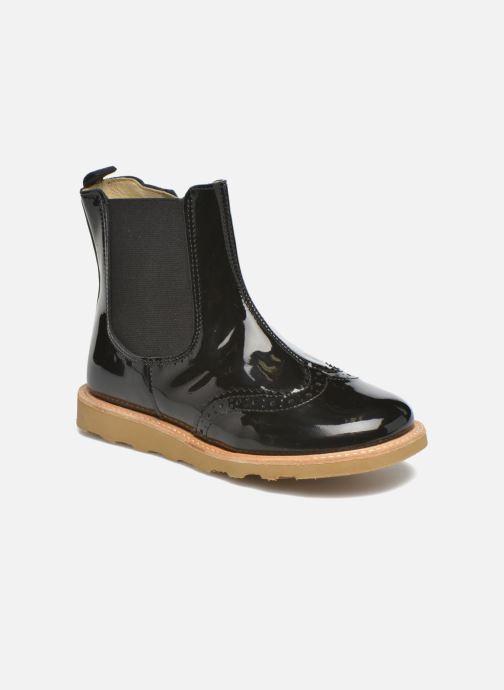 Boots en enkellaarsjes Young Soles Francis Zwart detail