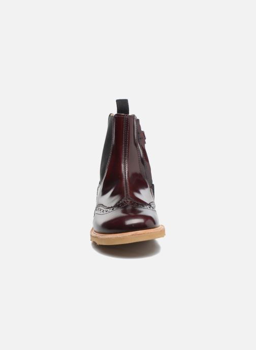 Stiefeletten & Boots Young Soles Francis weinrot schuhe getragen