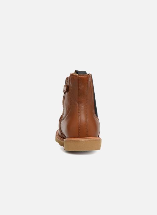 Bottines et boots Young Soles Francis Marron vue droite