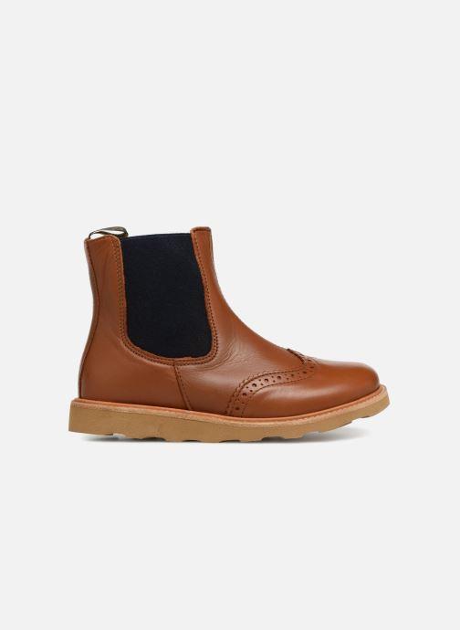 Bottines et boots Young Soles Francis Marron vue derrière