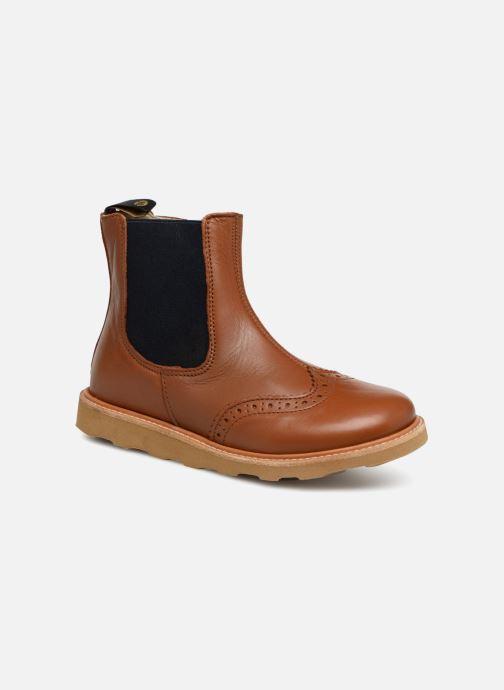 Bottines et boots Young Soles Francis Marron vue détail/paire