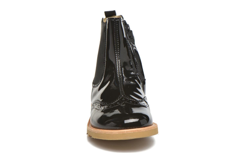 Stiefeletten & Boots Young Soles Francis schwarz schuhe getragen