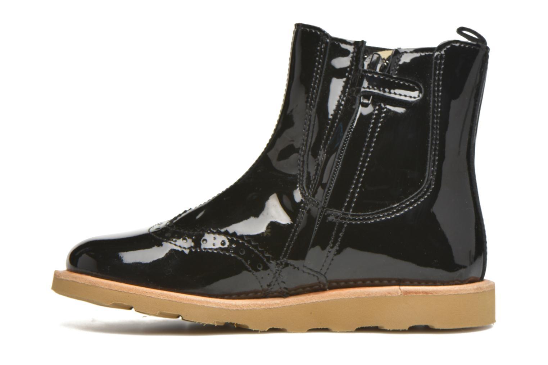 Stiefeletten & Boots Young Soles Francis schwarz ansicht von vorne