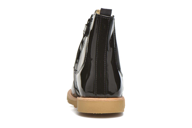 Stiefeletten & Boots Young Soles Francis schwarz ansicht von rechts