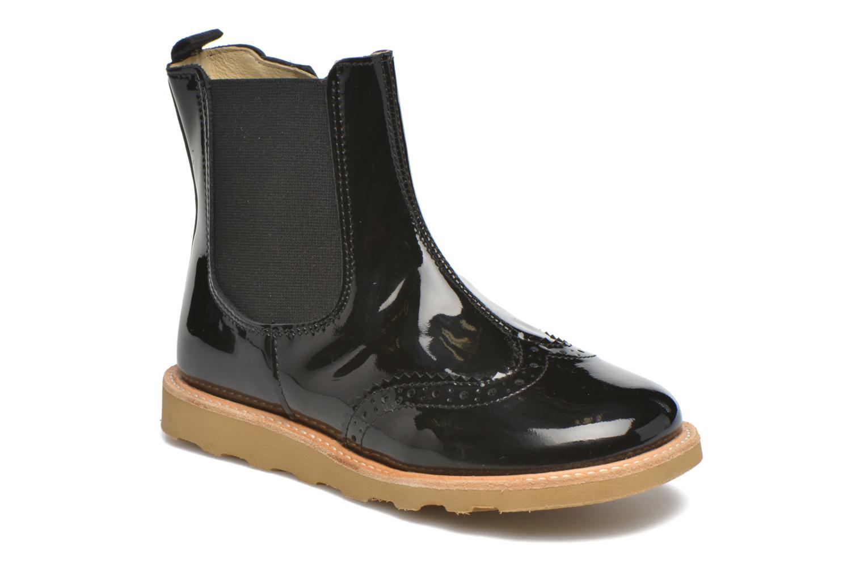 Stiefeletten & Boots Young Soles Francis schwarz detaillierte ansicht/modell