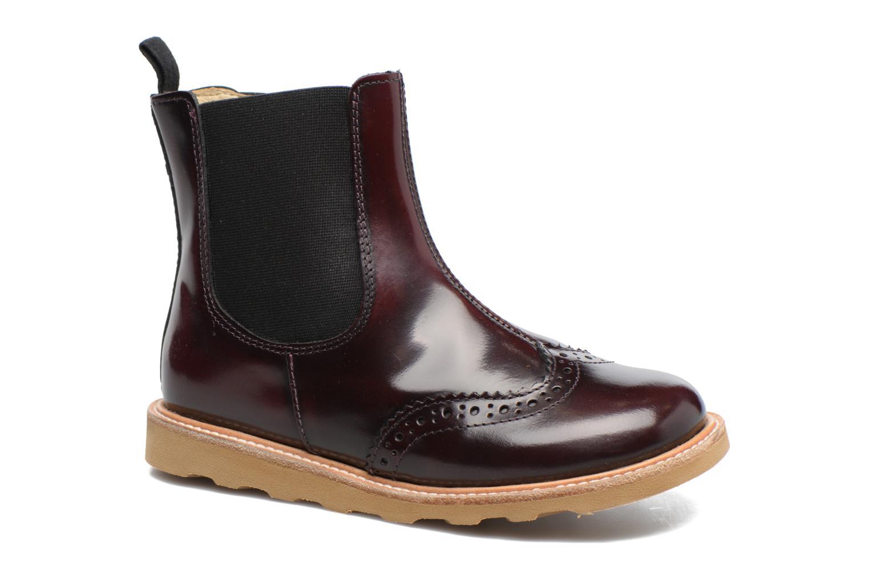 Oxblood High Shine Leather