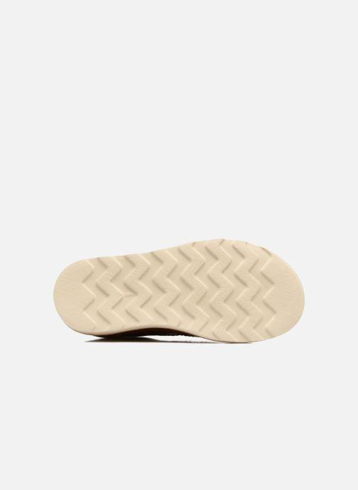 Scarpe con lacci Young Soles Brando Marrone immagine dall'alto