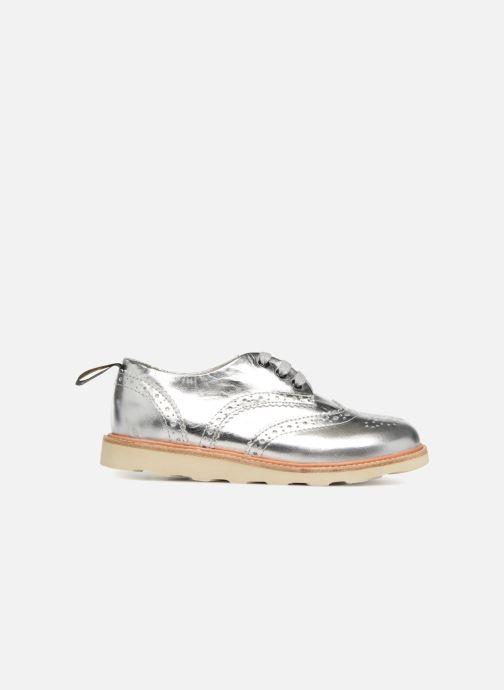 Chaussures à lacets Young Soles Brando Argent vue derrière