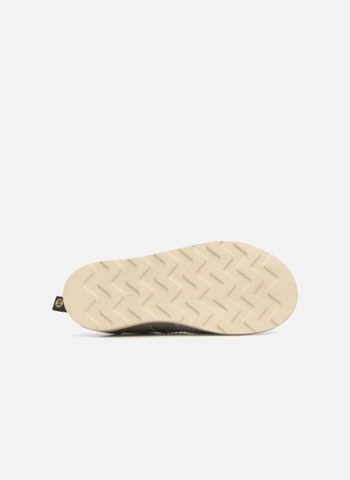 Chaussures à lacets Young Soles Brando Argent vue haut