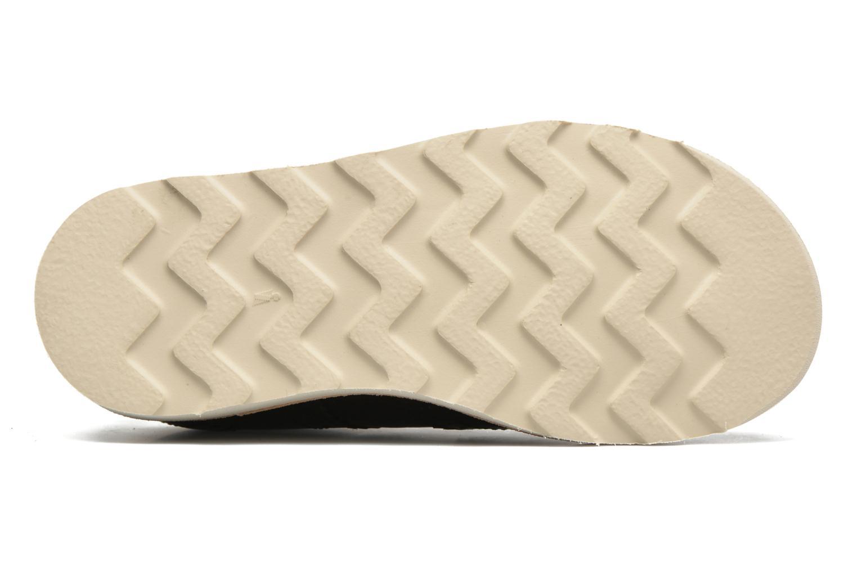 Chaussures à lacets Young Soles Brando Noir vue haut
