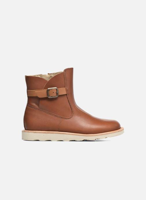 Bottines et boots Young Soles Vera Marron vue derrière