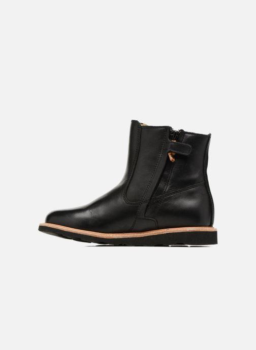 Bottines et boots Young Soles Vera Noir vue face
