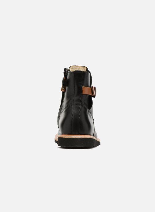 Bottines et boots Young Soles Vera Noir vue droite