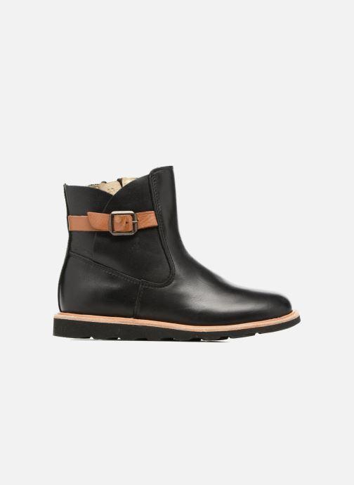 Bottines et boots Young Soles Vera Noir vue derrière