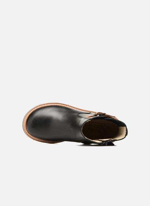 Bottines et boots Young Soles Vera Noir vue gauche