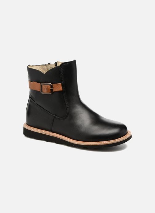 Bottines et boots Young Soles Vera Noir vue détail/paire