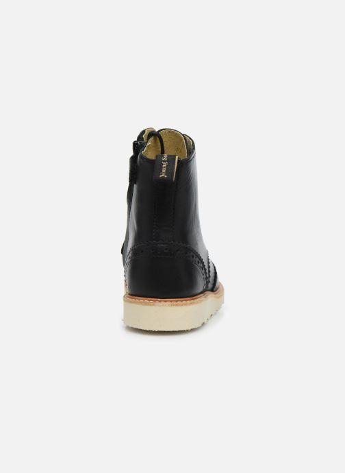 Boots en enkellaarsjes Young Soles Sidney Zwart rechts