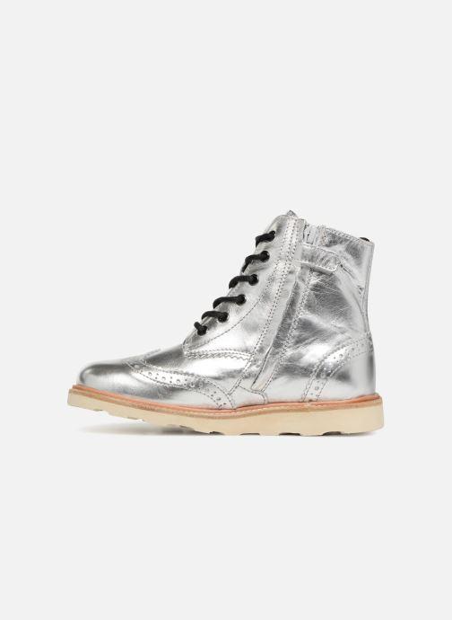 Bottines et boots Young Soles Sidney Argent vue face