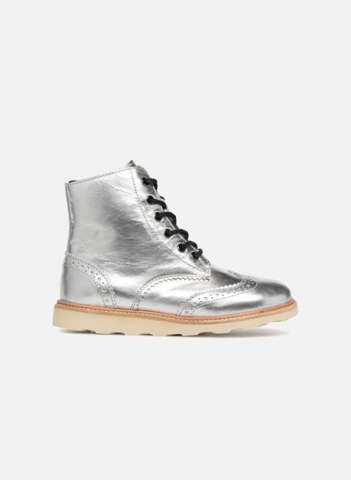 Bottines et boots Young Soles Sidney Argent vue derrière