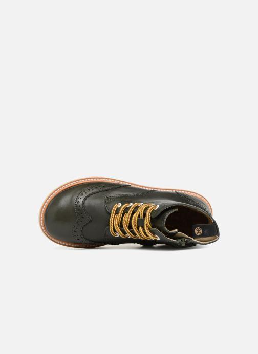 Stiefeletten & Boots Young Soles Sidney grün ansicht von links