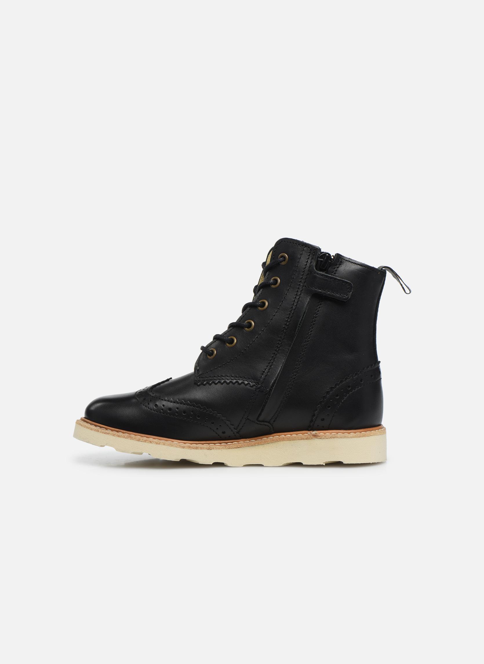 Stiefeletten & Boots Young Soles Sidney schwarz ansicht von vorne
