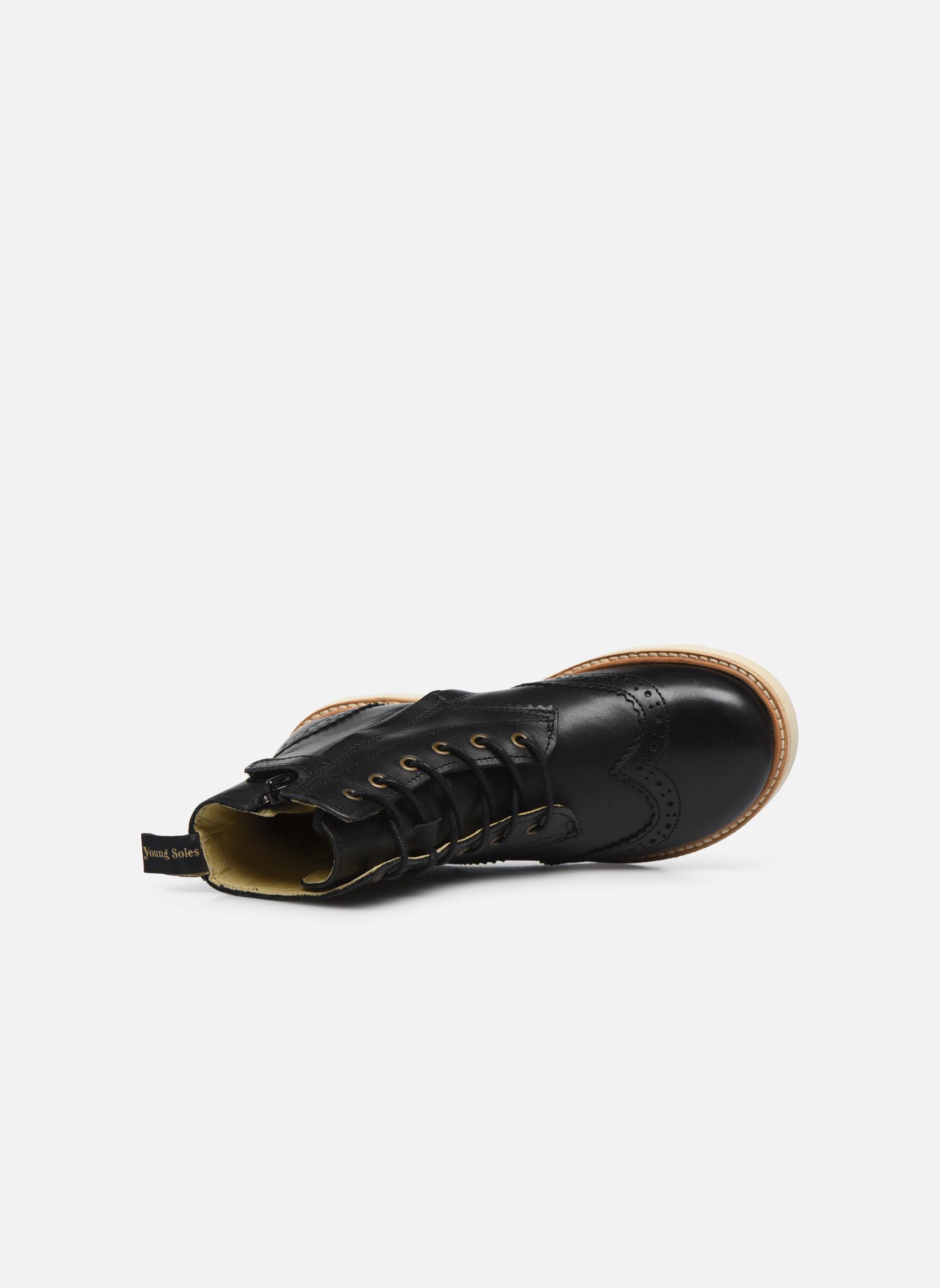 Stiefeletten & Boots Young Soles Sidney schwarz ansicht von links