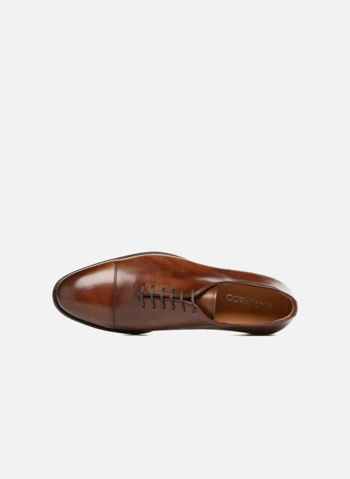 Lace-up shoes Marvin&Co Luxe Perchok - Cousu Blake Brown view from the left