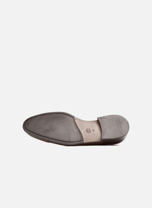 Zapatos con cordones Marvin&Co Luxe Perchok - Cousu Blake Marrón vista de arriba