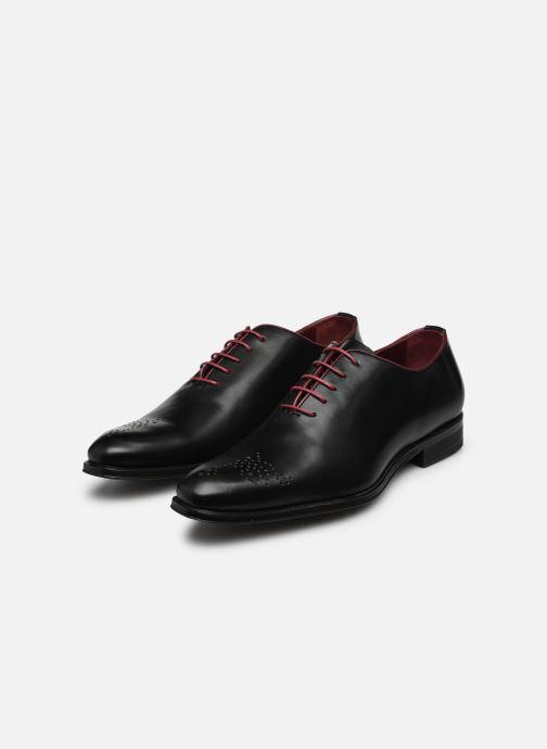 Zapatos con cordones Marvin&Co Luxe Perrowne - Cousu Blake Negro vista de abajo