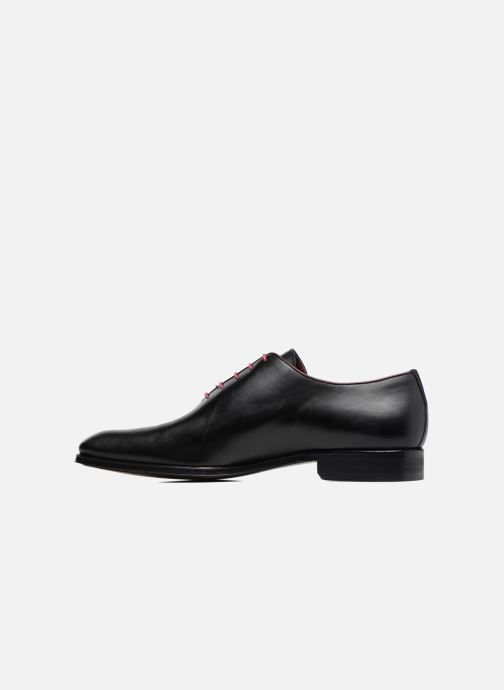 Zapatos con cordones Marvin&Co Luxe Perrowne - Cousu Blake Negro vista de frente