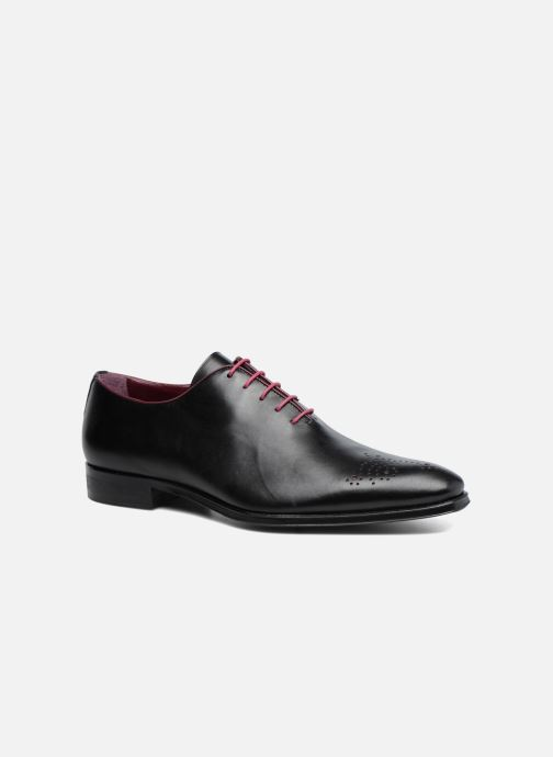 Lace-up shoes Marvin&Co Luxe Perrowne - Cousu Blake Black detailed view/ Pair view