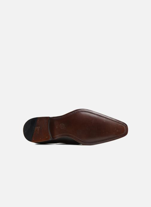 Zapatos con cordones Marvin&Co Luxe Perrowne - Cousu Blake Marrón vista de arriba