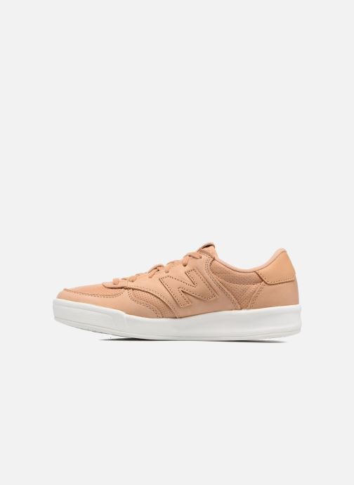 Sneakers New Balance WRT300 Marrone immagine frontale