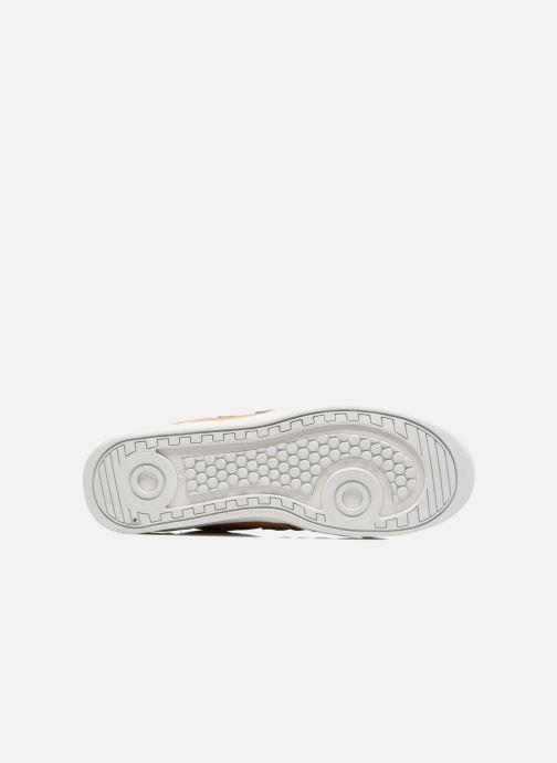 Sneakers New Balance WRT300 Marrone immagine dall'alto