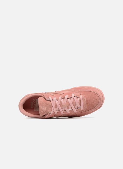 Trainers New Balance WRT300 Pink view from the left