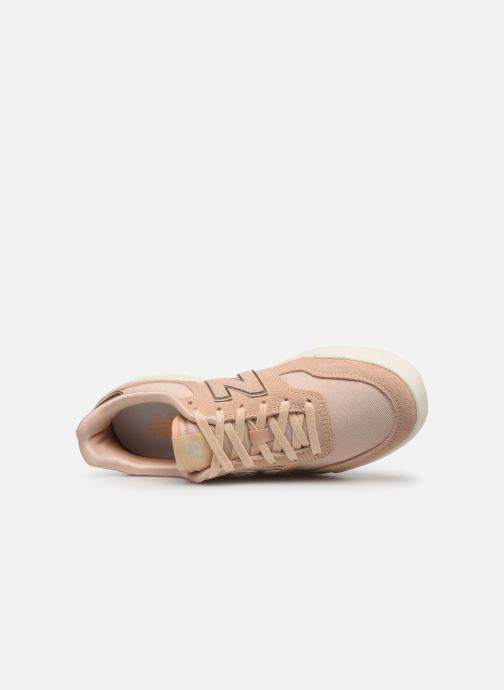 Sneakers New Balance WRT300 Rosa immagine sinistra