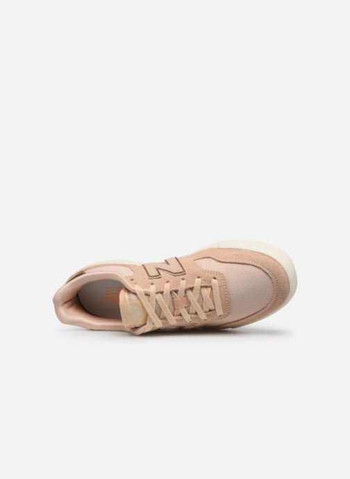 Baskets New Balance WRT300 Rose vue gauche
