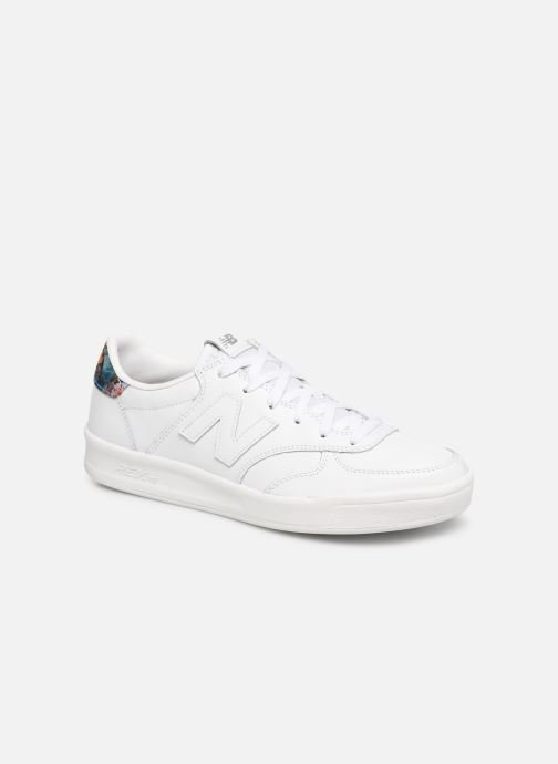 Baskets New Balance WRT300 Blanc vue détail/paire