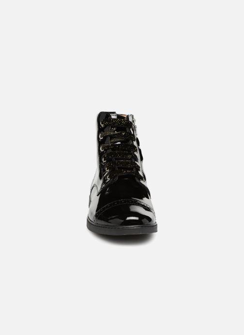 Boots en enkellaarsjes Pom d Api City Brogue Zwart model