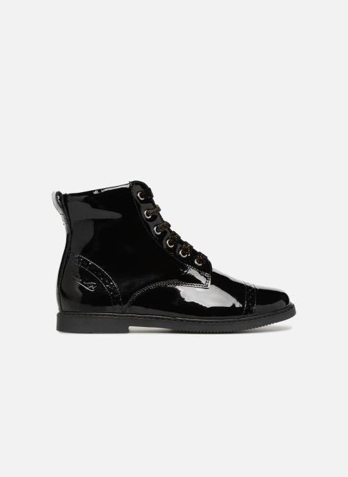 Bottines et boots Pom d Api City Brogue Noir vue derrière