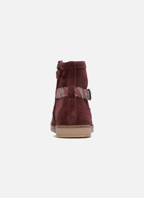 Stiefeletten & Boots Pom d Api Trip Twist weinrot ansicht von rechts