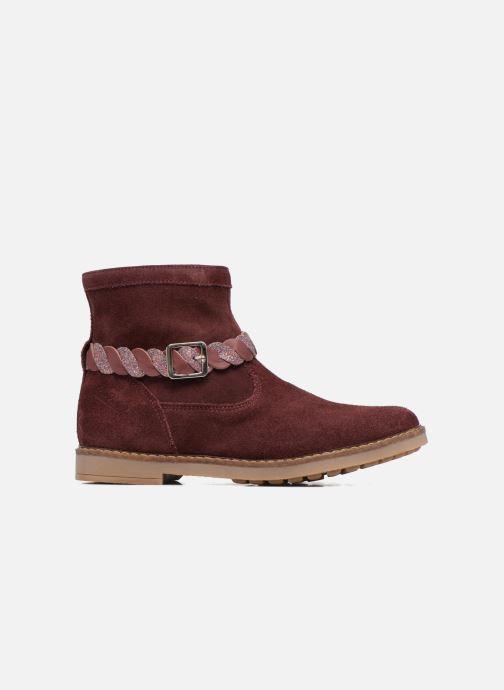 Stiefeletten & Boots Pom d Api Trip Twist weinrot ansicht von hinten