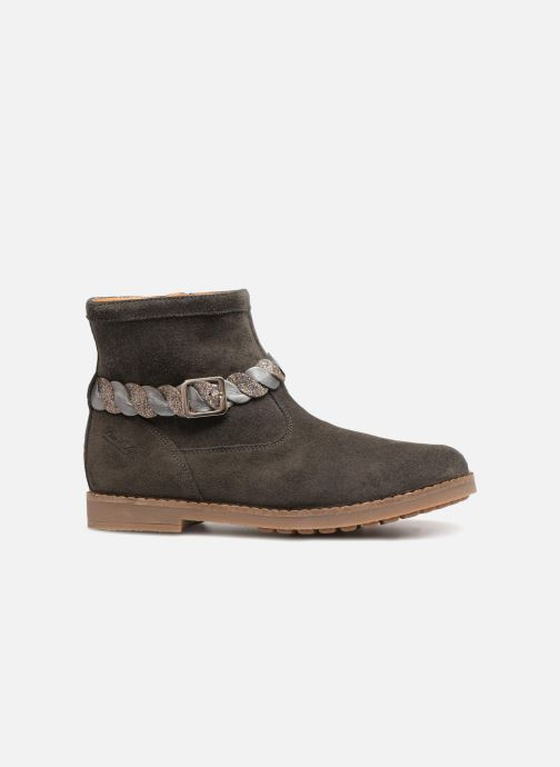 Boots en enkellaarsjes Pom d Api Trip Twist Grijs achterkant