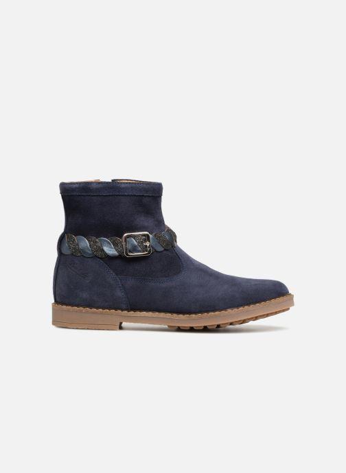 Boots en enkellaarsjes Pom d Api Trip Twist Blauw achterkant
