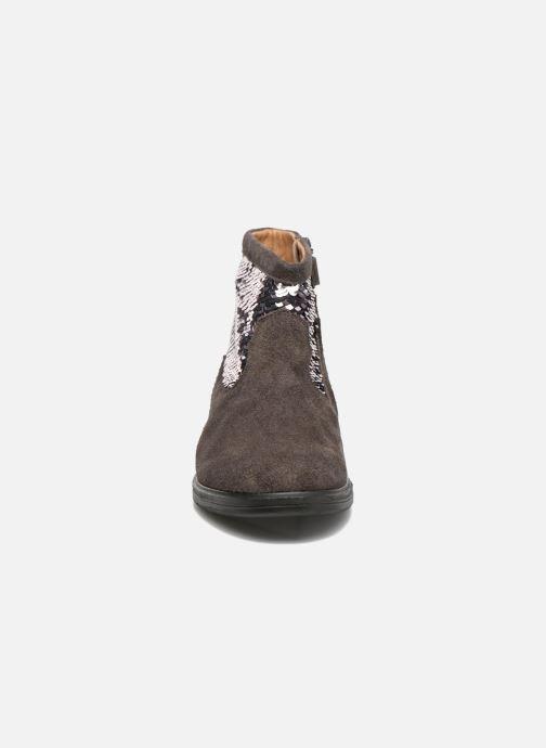 Ankelstøvler Pom d Api Hobo Cover Grå se skoene på