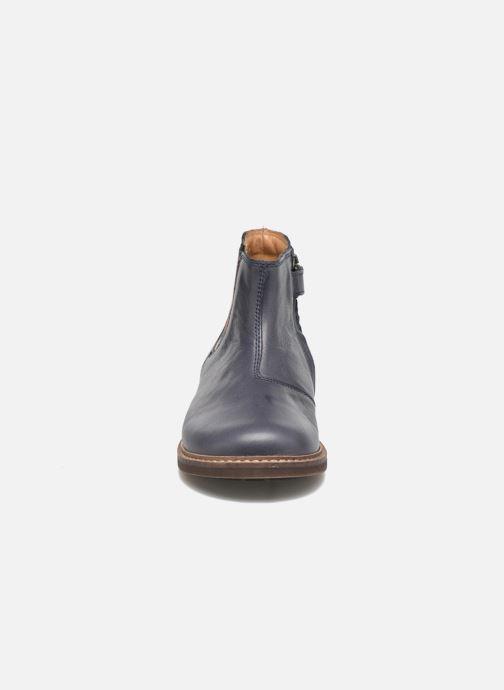 Stiefeletten & Boots Pom d Api Retro Jodzip blau schuhe getragen
