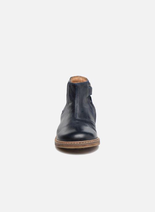Bottines et boots Pom d Api Retro Jodzip Bleu vue portées chaussures
